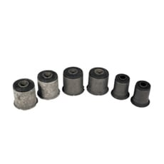 1965-70 REAR CONTROL ARM BUSHINGS single upper (set)