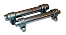 1965-70 TIE ROD ADJUSTING SLEEVES (pr)