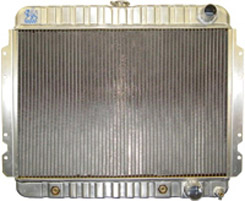 1965 ALUMINUM RADIATOR ALL MODELS