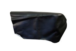 1965 REAR ARM REST COVERS, 2DR HT, IMPALA, BLACK