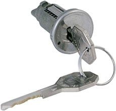 1966-1967 IGNITION LOCK