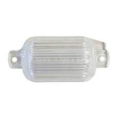 1966-1972 LICENSE LIGHT LENS