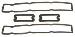 1966 PARKING/TAIL LIGHT LENS GASKETS