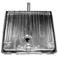 1967 GAS TANK WITH FILLER NECK (ea)