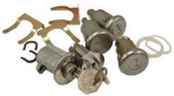 1967 IGNITION LOCK KIT (ea)