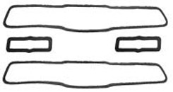 1967 PARKING/TAIL LIGHT LENS GASKETS