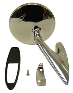 1967 OUTSIDE DOOR MIRROR, RIGHT