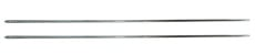 1968-1969 ROCKER PANEL MOULDINGS, SS (THIN)