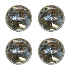1968-1971 HEADLIGHT SET, ORIGINAL T-3