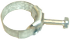 1968-76 HEATER HOSE TOWER CLAMP, 5/8