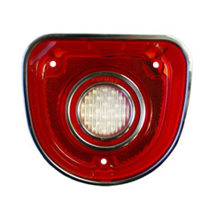 1968 LED BACK UP LENS, CAPRICE