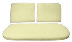 1969-70 SEAT BUN, FRONT, BENCH (3 piece set) (ea)