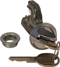 1969-1976 GLOVE BOX LOCK