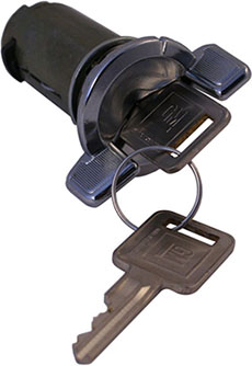 1969-1976 IGNITION LOCK