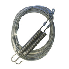 1971-76 CONVERTIBLE TOP TENSION CABLES
