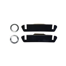 1971-1976 DOOR HANDLE & LOCK GASKET