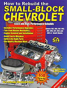 HOW TO REBUILD THE SMALL BLOCK CHEVROLET (ea)(limited supply)