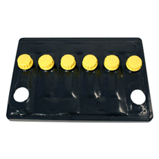 TAR TOPPER BATTERY COVER FOR DE SERIES MAINTAINANCE FREE