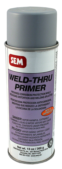 WELD-THRU PRIMER (all years)