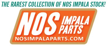 Largest Collection of NOS Impala Parts in the World!